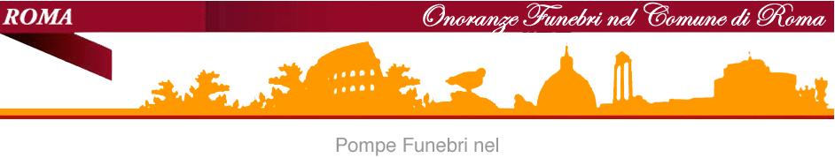 pompe funebri comune roma